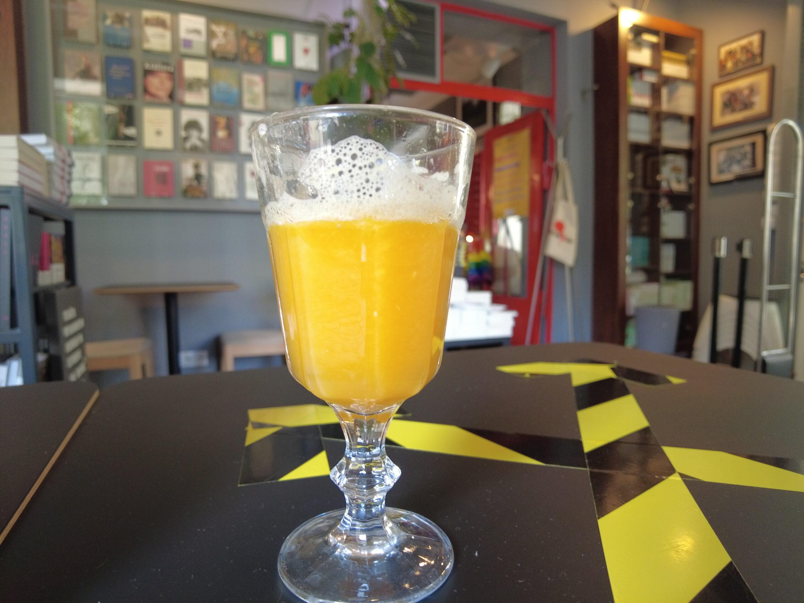 Wrzenie Świataオレンジジュース